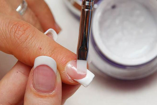 Какие гели нужны для наращивания ногтей гелем в домашних условиях